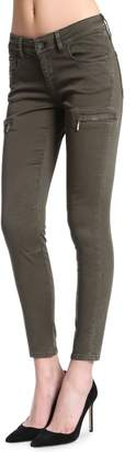 Mavi Jeans Karlina Mid Rise Ankle Jeans
