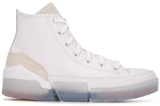 Converse Flat High Top Sneakers