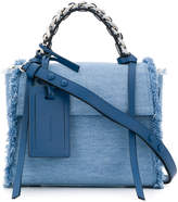 Elena Ghisellini chain handle tote