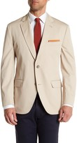Kroon Taylor Tan Two Button Notch Lapel Jacket