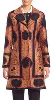 Etro Medallion Tapestry Coat
