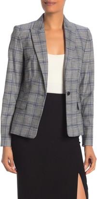 Calvin Klein Plaid Jacket
