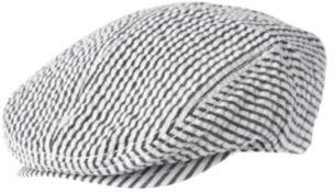 Crazy 8 Stripe Seersucker Cap
