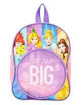 Disney Personalised Princess Junior Backpack
