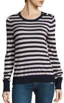 Equipment Ondine Preppy Stripe Sweater
