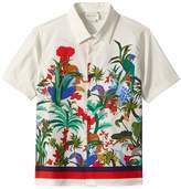 Gucci Kids Shirt 499998XB20A Boy's T Shirt