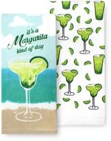 Celebrate Summer Together Margarita Kitchen Towel 2-pk.