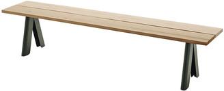Skagerak - Overlap Bench - Hunter Green