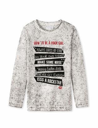 Schiesser Girls' Punk Rock Shirt 1/1 T