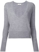 Tome V-neck sweater - women - Wool - L