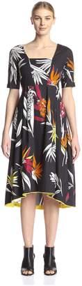 Beatrice. B Women's Botanical Printed Dress