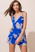 Yumi Kim Lea Silk Romper
