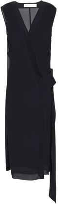 Victoria Beckham Draped Georgette Vest
