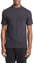 Y-3 Men's Embossed Logo T-Shirt