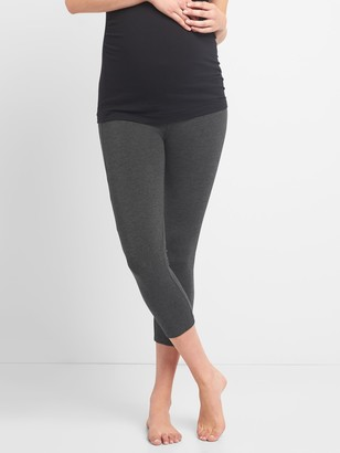 Gap Maternity Pure Body Low Rise Capri Leggings