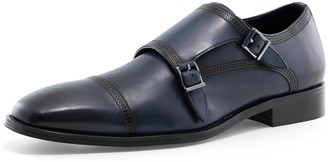 J75 By Jump McCain Double Monk Strap Dress Shoe