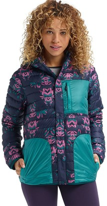 Burton Evergreen Down Insulator Hooded Jacket - Women's