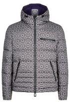 Stefano Ricci Geo Print Ski Jacket