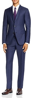 Ermenegildo Zegna Drop 8 Check Slim Fit Suit