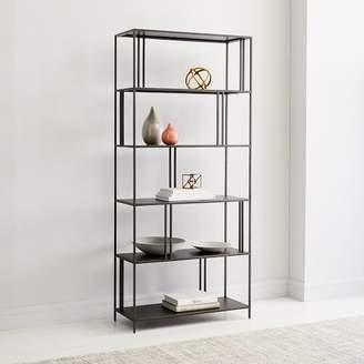 west elm Profile Wide Bookcase