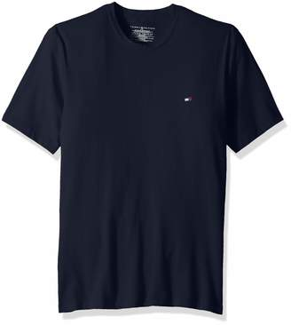 Tommy Hilfiger Men's Cotton Air Crew Neck T-Shirt