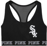 PINK Chicago White Sox Ultimate Racerback Bra