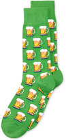 "Hot Sox Men's ""Beer"" Socks"