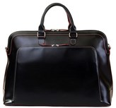 Lodis 'Audrey Brera' Leather Briefcase - Black