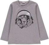 Il Gufo Astronaut Lion T-Shirt