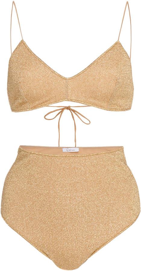 7af38e0de2cc Lumière Stretch-Lurex Bikini
