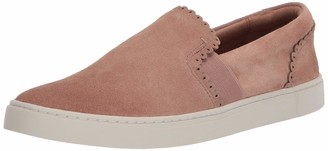 Frye Women's Ivy Scallop Slip On Sneaker