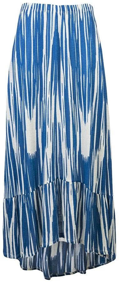 Velvet Tullie keywest print skirt