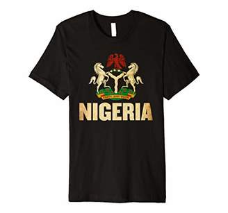 Nigeria Cheer Jersey 2018 - Football Nigerian T-Shirt