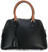 Maison Margiela contrast handle tote - women - Calf Leather - One Size
