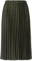 Gig - midi knitted skirt - women - Polyester/Viscose - PP