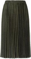 Gig - midi knitted skirt - women - Viscose/Polyester - PP