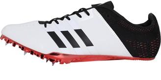 adidas Adizero Finesse Running Spikes Footwear White/Core Black/Shock Red