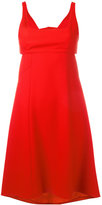 Alexander Wang square-neck dress - women - Polyester - 6