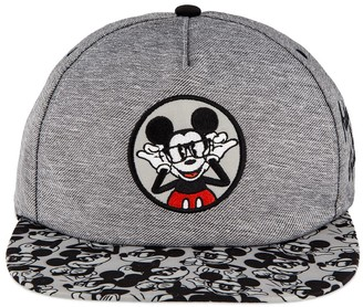 Disney Mickey Mouse in Glasses Baseball Cap for Adults