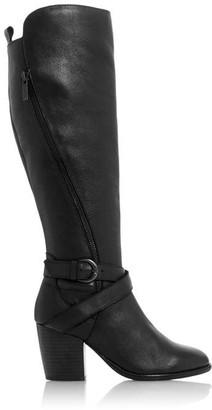 Roberto Vianni Tavin Block Heel Riding Boots