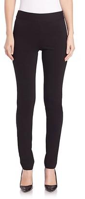 Kobi Halperin Bella Double-Knit Side Zip Leggings