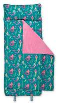 Stephen Joseph Mermaid Print Nap Mat in Teal