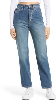 Buckle Carpenter Jeans