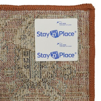 N. Mohawk Home 4-pack Stay Place Rug Tab Strip
