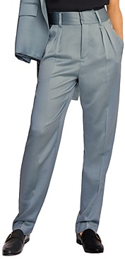 BA&SH ba & sh Wonka Pleated Waist Pants