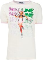 Jeremy Scott 'Hotline' T-shirt