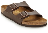 Birkenstock Dark Brown 'arizona' Sandals