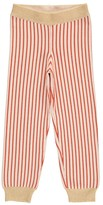 Bobo Choses Striped Knitted Leggings