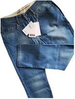 Comptoir des Cotonniers Blue Denim - Jeans Trousers for Women