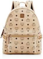 MCM Stark Side Stud Small Backpack